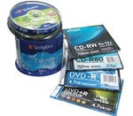 DVD+R диск Verbatim, 4,7Gb Slim Color (86631/43556)