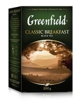 Чай Greenfield Classic Breacfast, black tea (2гр.х100 п.)
